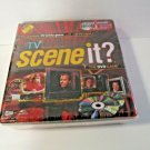 Scene It? TV Deluxe Edition Tin TV Trivia DVD Board Game Sealed In Tin