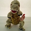 TY Beanie Babies Baby TOOTHY The Tyrannosaurs Year 2001