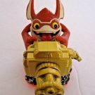 Skylanders Activision Giant TRIGGER HAPPY Figure 84509888 Orange Base Year 2012