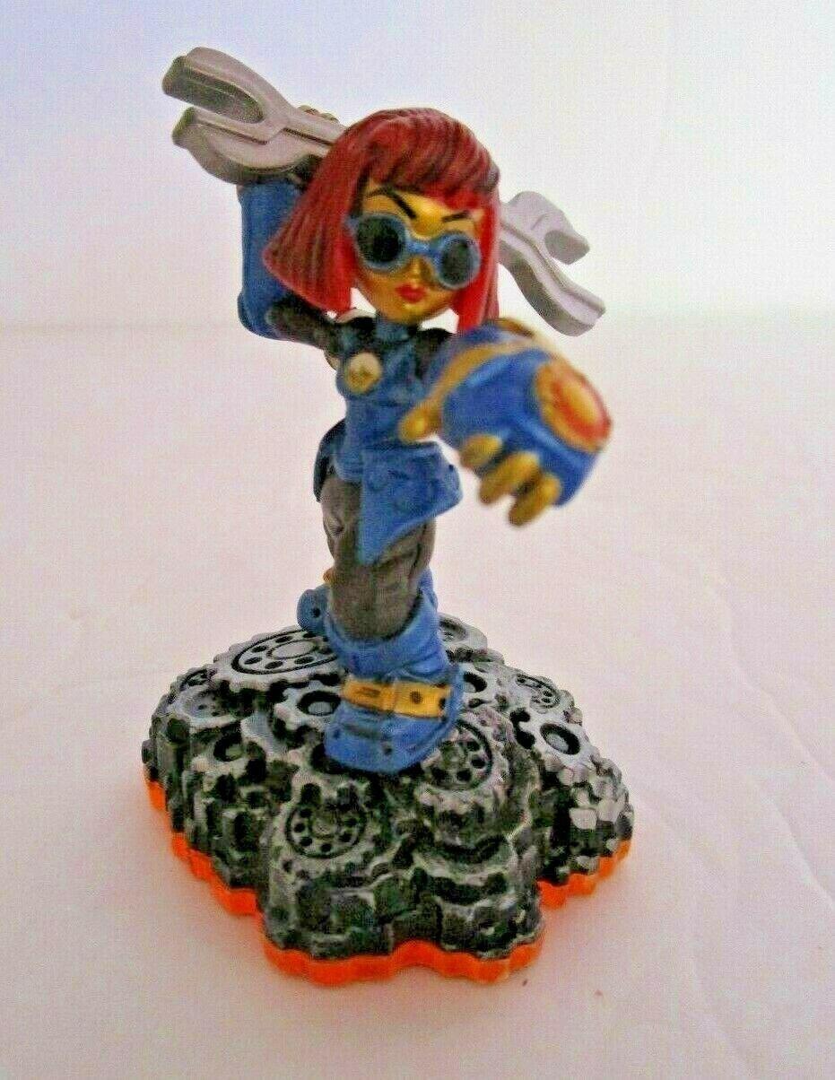 Skylanders Activision 1st Edition SPROCKET Figure 84523888 Orange Base YR 2012