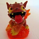 Skylanders Activision 1st Edition HOTDOG Figure 84544888 Orange Base Yr 2012