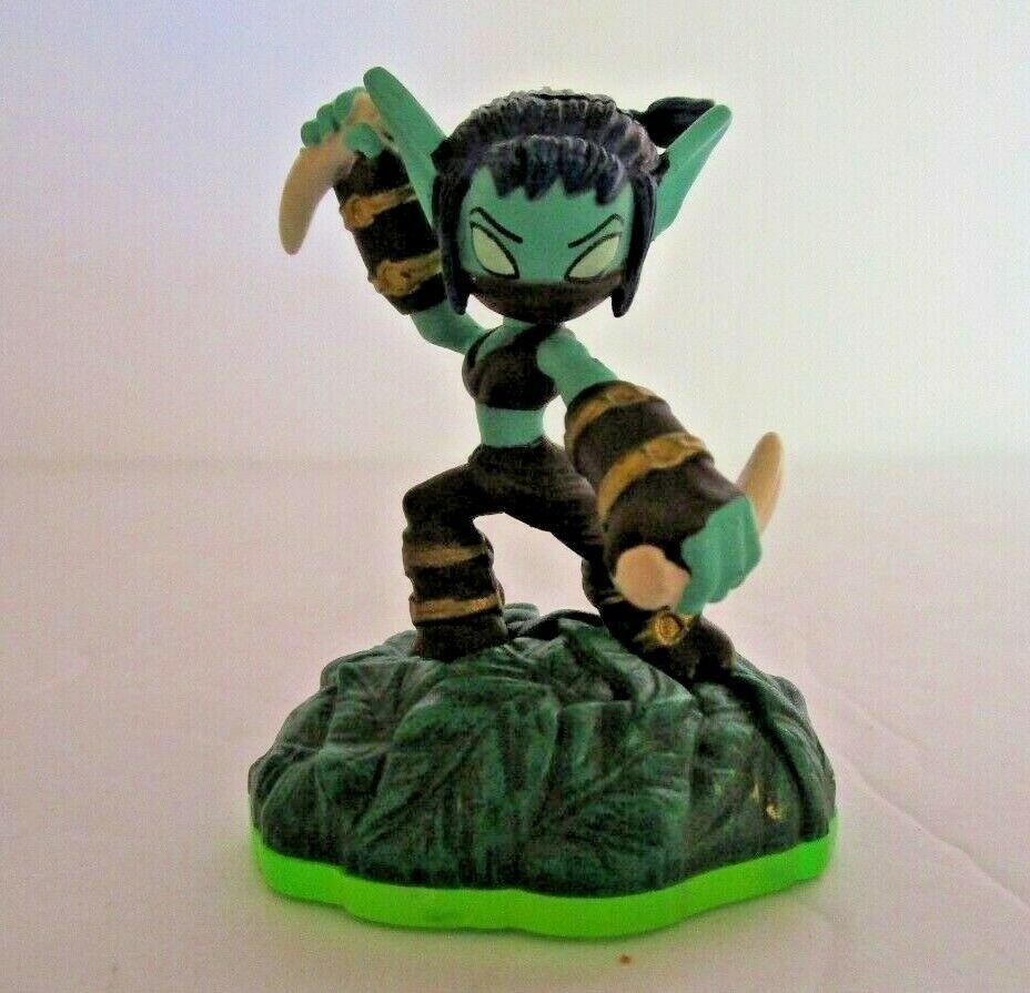 Skylanders Spyros Adventure Stealth Elf Figure Character Series 1 Year 2011