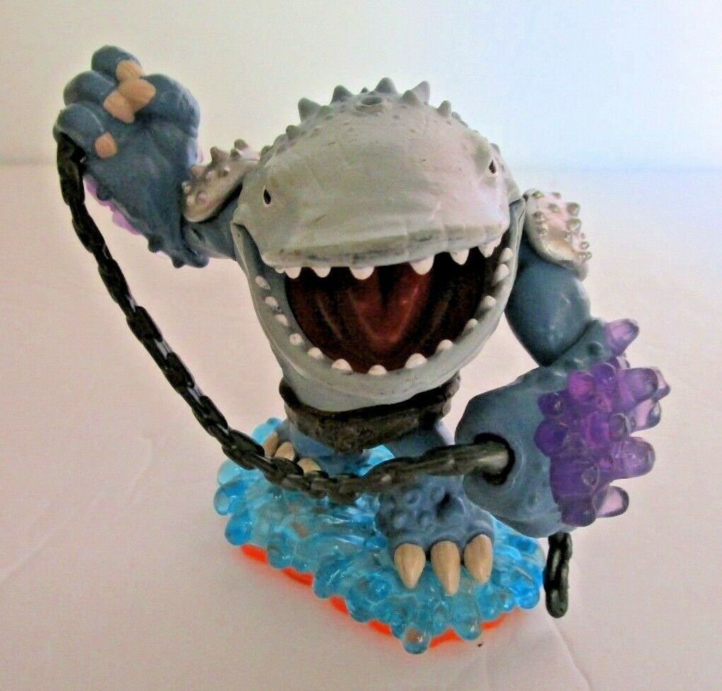 Skylander Giants THUMPBACK Large Figure 84542888 Year 2013