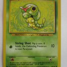 POKEMON Card 1st EDITION CATERPIE 45/102 40HP
