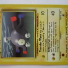 POKEMON Card 1st EDITION MAGNEMITE 53/102 40HP