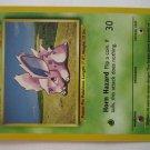 POKEMON Card 1st EDITION NIDORAN 55/102 40HP