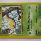 POKEMON Card 1st EDITION WEEDLE 69/102 40HP