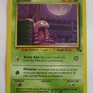 POKEMON Card 1st EDITION GRIMER 48/62 50HP