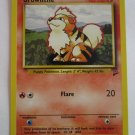 POKEMON Card 1st EDITION GROWLITHE 42/130 60HP