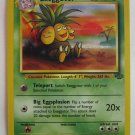 POKEMON Card 1st EDITION EXEGGUTOR 35/64 80HP