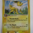 POKEMON Holo Card Yr 2006 JOLTEON 3/17 70HP