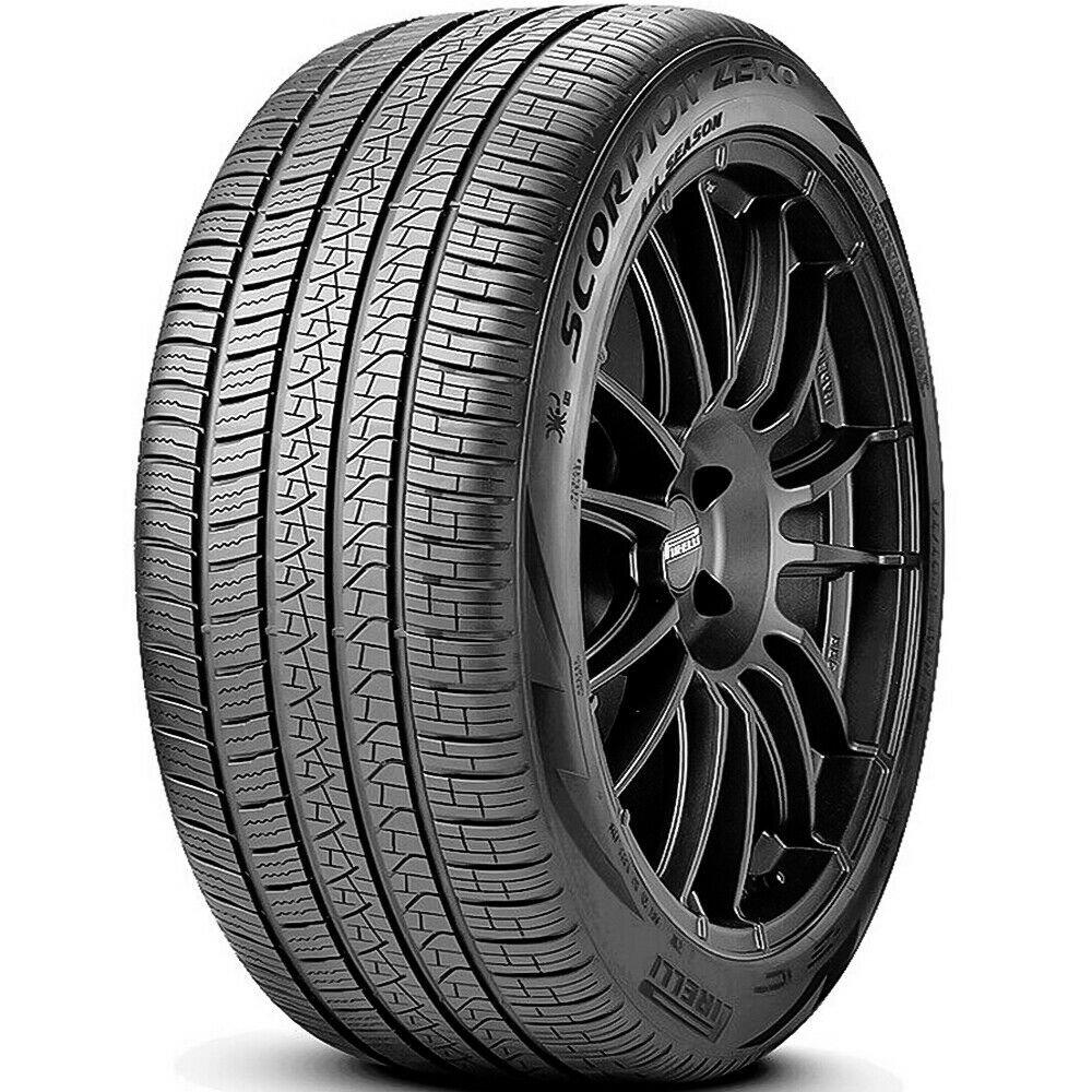 Tire Pirelli Scorpion Zero All Season 275/45R20 110H XL Performance Run Flat, 2018