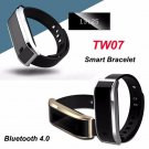 Gold Portable Step Movement Bluetooth Smart Wristband S