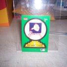 1988 FLEER BASEBALL STICKER HOUSTON ATLANTA BRAVES
