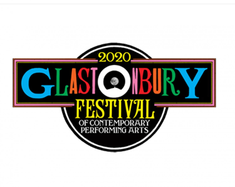 Glastonbury 2020 Festival of Contempoary Arts, Car, Van, Guitar, Insrument etc Sticker (150mm)