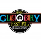 Glastonbury 2020 Festival of Contempoary Arts, Car, Van, Guitar, Insrument etc Sticker (150mm)
