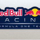 Xtra Large Red Bull Formula One (F1) Racing Blue Background Car Van Etc Sticker (210mm)