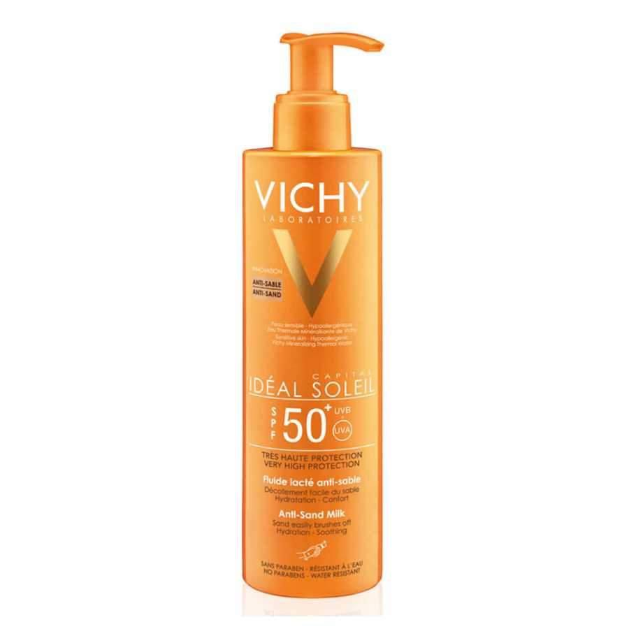 Vichy Ideal Soleil Anti Sand Milk SPF 50 200 ml