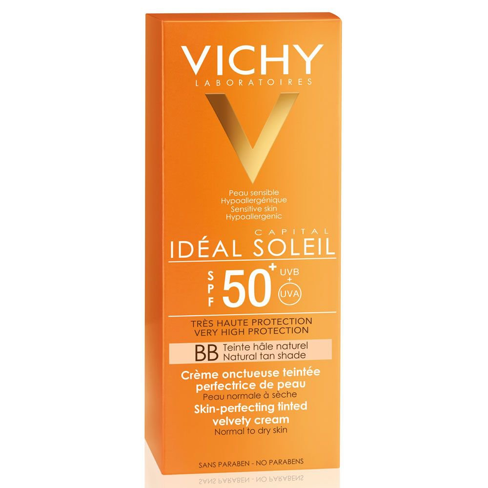 Vichy Capital Soleil BB Tinted Dry Touch Face Fluid SPF50 50ml