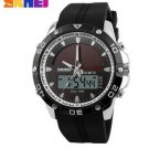 Watches Men Waterproof Solar Power Sports Casual Watch