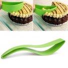 New Cake Pie Slicer Sheet Eco-Friendly Cutter Server Br