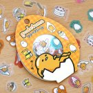 2packs(60pcs/pack) Sanrio Gudetama Lazy Egg Sealing Sti