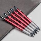 Tool Ballpoint Pen Screwdriver Ruler Pen Spirit Level W