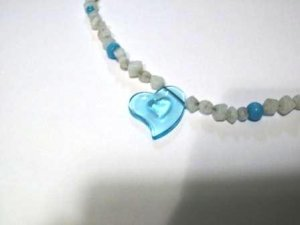 Rock of My Heart Necklace