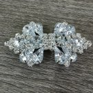 RHINESTONE CRYSTAL CRAFT SEW APPLIQUE PATCH HOOK BUTTON