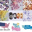 Diamond  Holographic Glitter Multi Colors Nail Glitter Art Acrylic Gel