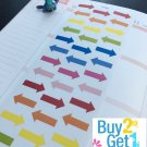 PP039 -- Arrow Life Planner Stickers for Erin Condren