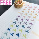 PP106 -- Small Dripping Faucet Planner Stickers for Erin Condren