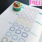 PP137--Speech Bubbles Life Planner Stickers for Erin Condren