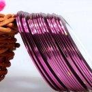 AB9: 2PCS PINK Rolls Striping Tape Line Nail Tips Sticker DIY w/Free Gift
