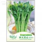 Eddy-Endah Store Sweet and Tender Choy Sum Organic Cabbage Seeds, Original Pack, 260 Seeds, green he