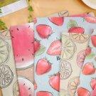 A5/A6/B5 Creative Kawaii Fruit Notebook Watermelon Stra