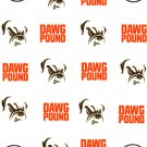 DAWG POUND W Water Transfer  D   NailArt  Finger