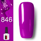 nail polish Nail Art Design Gel Varnish 8ml neon color 846 GDCOCO
