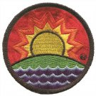 """Solar Future Patch - Solar Panels Energy Badge, Photovoltaic Cell 2.5"""" (Iron on)"""
