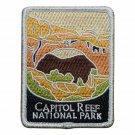 Capitol Reef National Park Patch - Hickman Natural Bridge, Utah (Iron on)