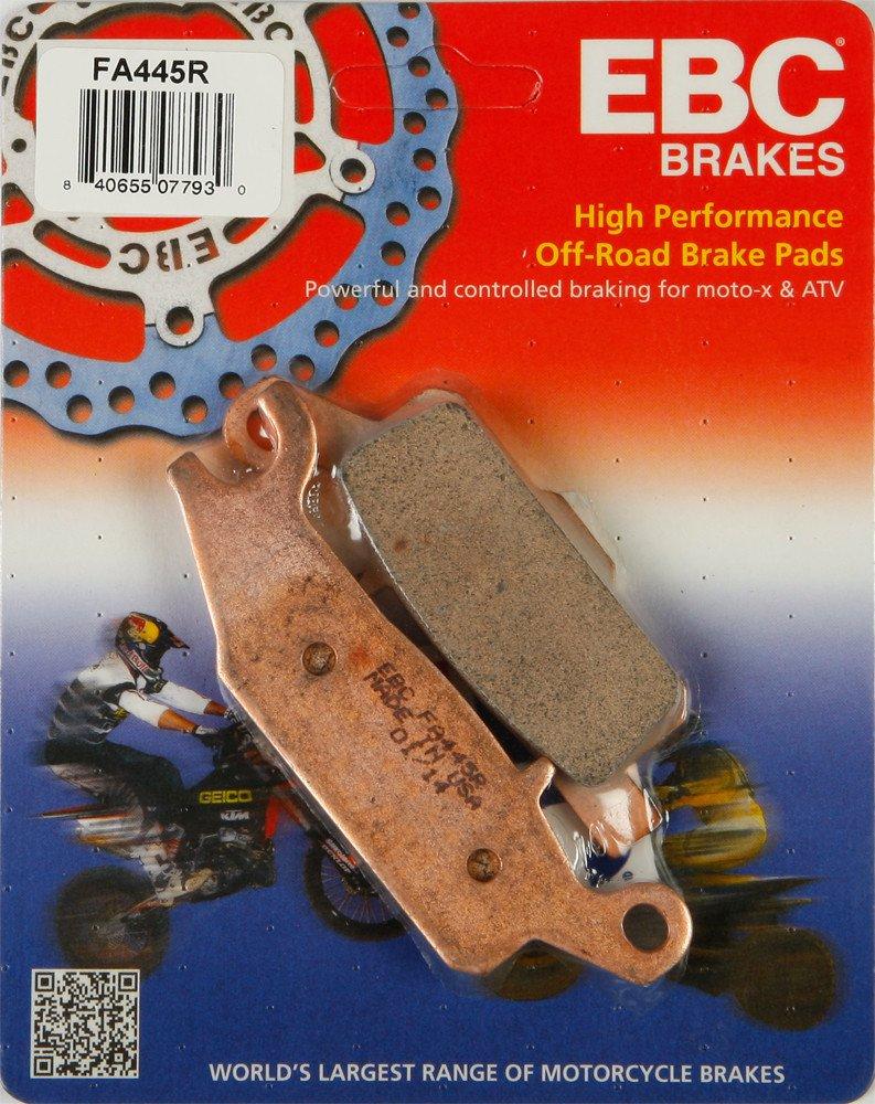 EBC Brake Pads FA445R 2007-15 Yamaha Models