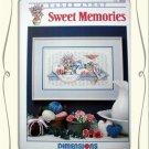 Sweet Memories Dimensions chart by Karen Avery