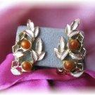 JUDY LEE Earrings signed vintage jewelry