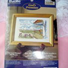 Bucilla counted cross stitch kit The Lord Blesses His People