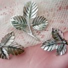 demi vintage by Sarah Coventry Petite earrings pin set
