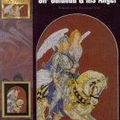 Sir Galahad & his angel cross stitch leaflet