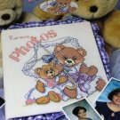 Cover Girls cross stitch pattern StitchWorld