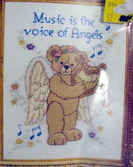 Musical Inspiration cross stitch kit