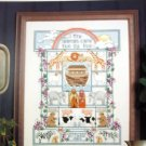 Noah's Ark by Linda Gillum Cross stitch
