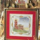 Victoria Point lighthouse StitchWorld Cross Stitch